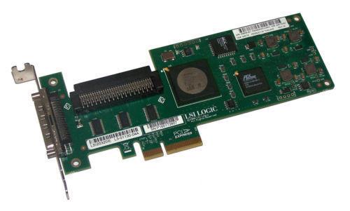 LSI Logic Ultra 320 SCSI RAID Controller Card LSI20320IE