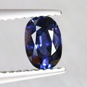 7 mm 2.29 ct 100/% Natural Hot Rich Sparkling Hot Blue BUR-MESE Unheated Rare  SPINEL !