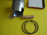 Yamaha 69 1969 Dt1 250 250cc Enduro Standard Piston Kit Stock Size