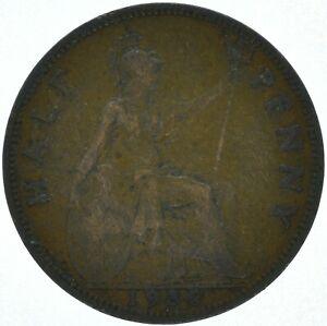 1936 HALF PENNY di George V. #WT16160