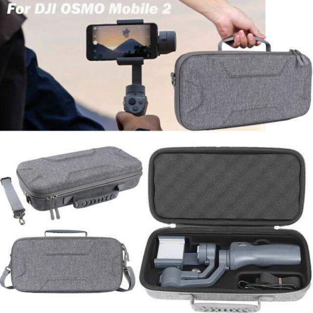New Handheld Gimbal Portable Storage Bag Handbag Carrying Case for DJI OSMO Mobile 2 Light Grey