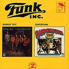 Hangin' Out/Superfunk by Funk, Inc. (CD, Feb-1993, Ace (Label))
