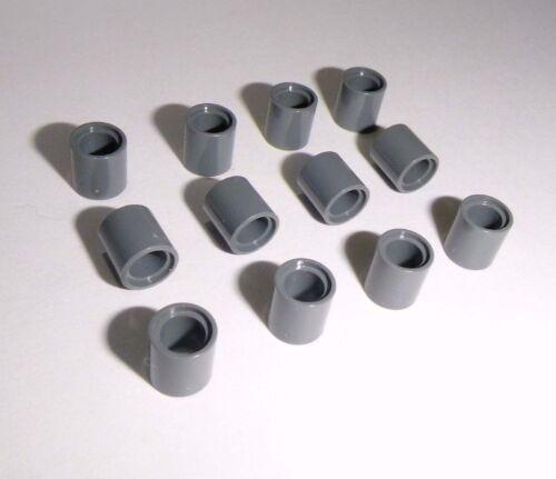 in grigio scuro da 42054 42056 42080 18654 LEGO TECHNIC 12 pinverbinder//bossoli