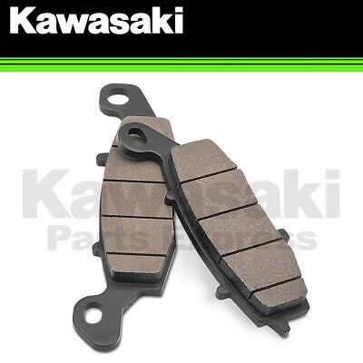 Front Rear Brake Pads For Kawasaki VN 900 VN900 C Vulcan Custom 2007 2008 2009
