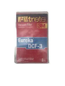 3M filtrete Filtro De Repuesto De Aspiradora Eureka DCF-3 5700 y 5800 Series