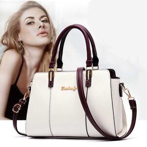 Women-Leather-Handbags-Shoulder-Messenger-Satchel-Crossbody-Lady-Tote-Bag-Purse