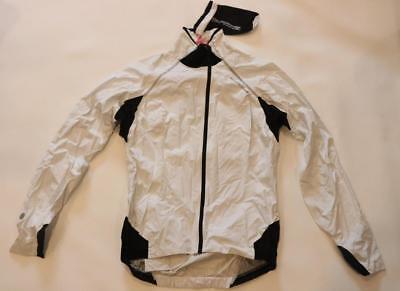 Sugoi Helium Lightweight Women/'s Cycling Jacket XS S M L White Green