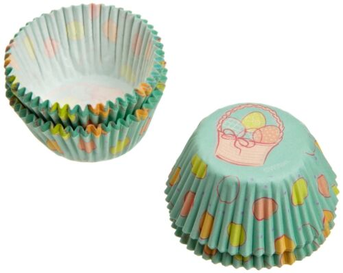32 Styles 100 Count Wilton Mini Baking Muffin Cups
