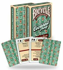 1 Deck Bicycle Cocktail Playing Cards with Drink Recipes, Party Time!