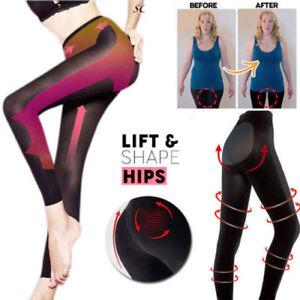 Sculpting-Sleep-Leg-Shaper-Pants-Legging-Socks-Women-Body-Shaper-Panties-NEW
