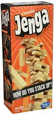 HASBRO ORIGINAL JENGA BOARD GAME A2120