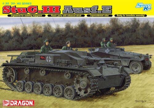 DRAGON 6688 1//35 StuG.III Ausf.E Bonus:Magic tracks