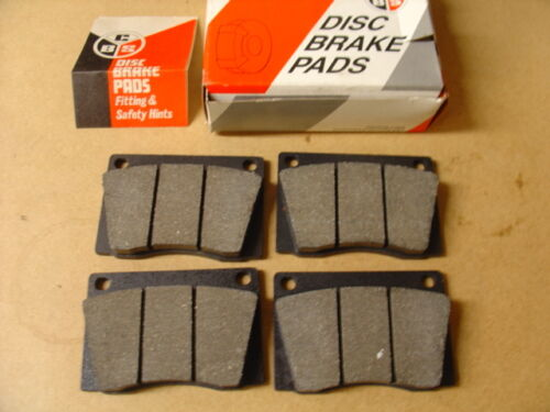 NEW LOTUS EXCEL FRONT BRAKE PADS