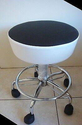 Beauty Stool Gas Lift / Spa Massage Hair Care Salon Furniture Beauty Equipment