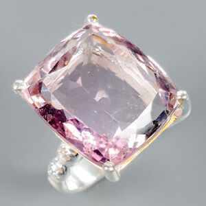 Fine-Art30ct-Natural-Ametrine-925-Sterling-Silver-Ring-Size-9-R112149