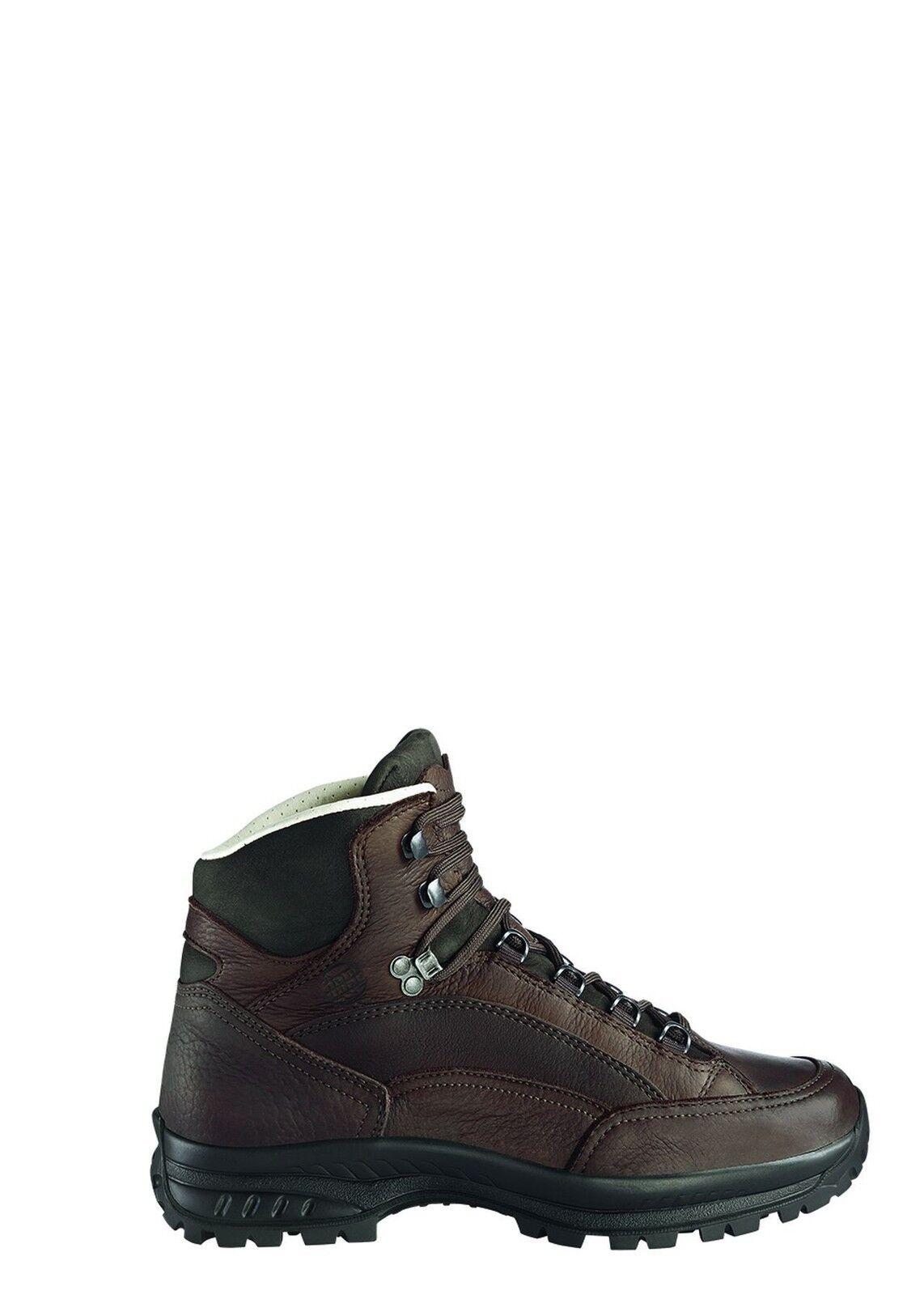 Hanwag trekking yak tingri zapatos talla 9,5 -  44 Marone