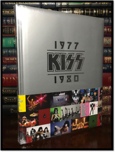 KISS-1977-1980-Brand-New-Sealed-Deluxe-Large-Photography-Gift-Edition-Hardcover