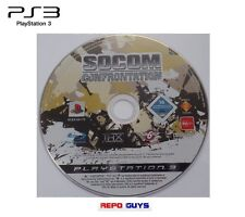 PS3 SOCOM Confrontation For PlayStation 3 PS3: Disc Only