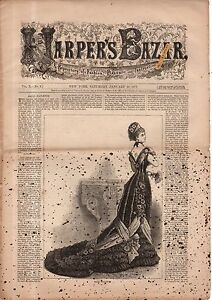 1877-Harpers-Bazar-January-20-Thomas-Nast-Selborne-U-K