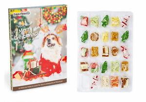 Weihnachtskalender Für Hunde.Details Zu Adventskalender Weihnachtskalender Für Hunde Beeztees Advents Kalender Weihnacht