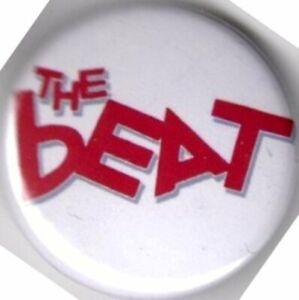 The Beat Pin Button Badge 25mm Mirror In The Bathroom Scooter Lambretta Vespa Ebay