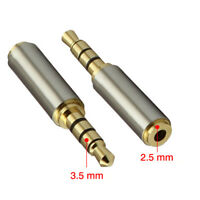 3.5mm stereo audio frequency, cable adapter, headphone head