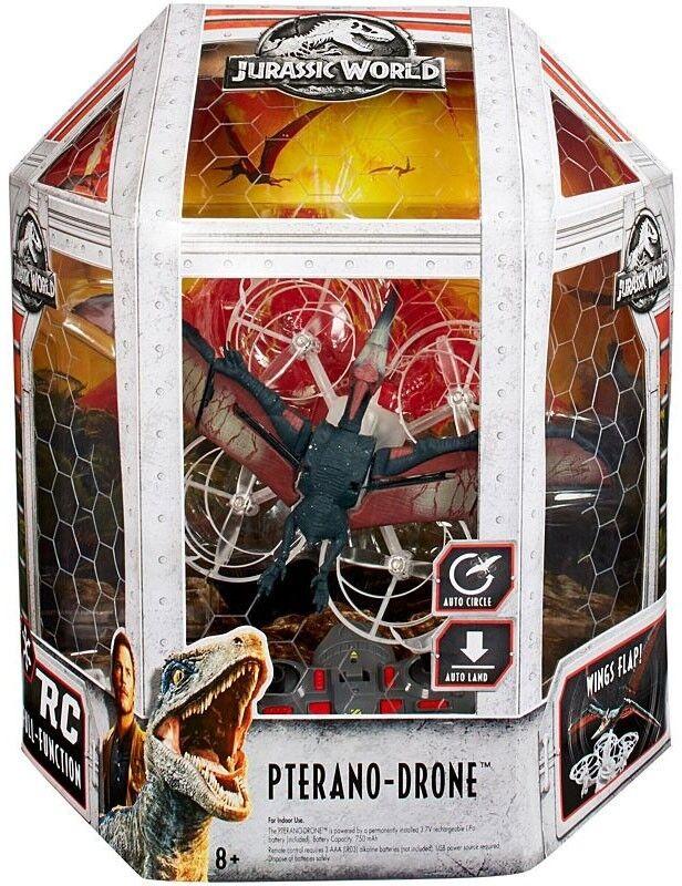 Jurassic World Fallen Kingdom Pterano-Drone RC
