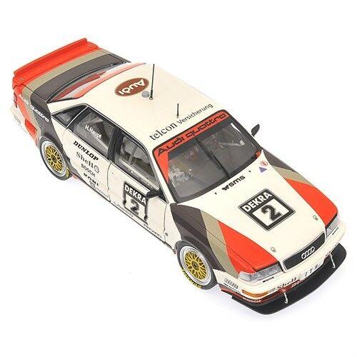 1 18 Audi V8 Quattro Haupt DTM 1991 1 18 • Minichamps 100911002