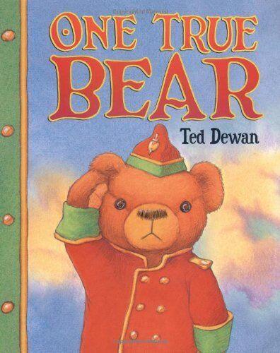 One True Bear,Ted Dewan