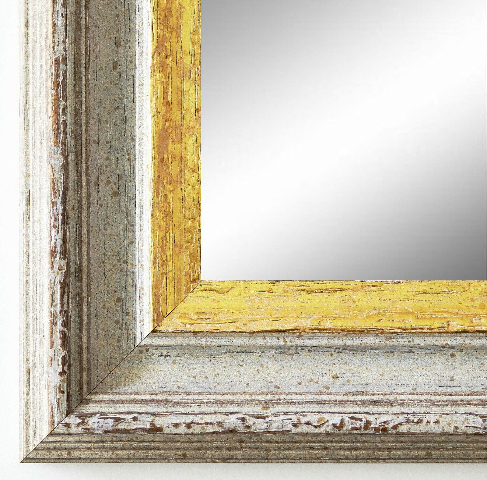 Wandspiegel Beige Gold Trento Antik 5,4 - alle Größen