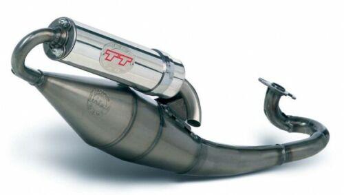 Auspuff Leovince Handmade TT Peugeot SPEEDFIGHT2 50 AC
