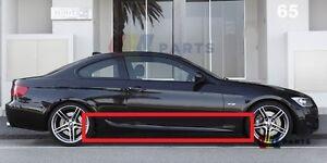Nuevo-Original-BMW-3-E92-E93-M-paquete-Sport-Lado-Falda-Umbral-Derecho-O-S-8045422