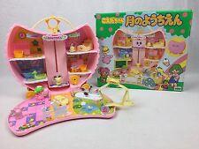 1992 Takara TOMY Koeda Chan Kindergarten on Wheels Japan Playset RARE w/ BOX