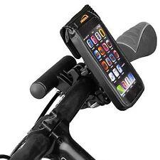 Ibera Bike Waterproof Handlebar Phone Case Cycling Mini Bar Mount NEW PB11Q2-BK