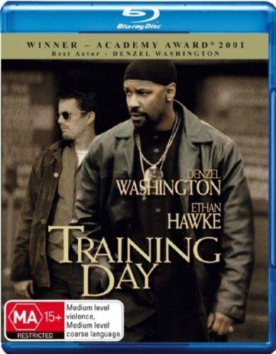 1 of 1 - Training Day (Blu-ray, 2008) NEW