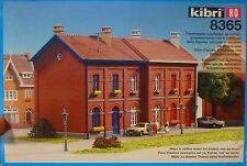 "Kibri HO #8365 Limburgstrasse Apartment Building -- 10 x 4-3/16 x 4-15/16"" 25 x"