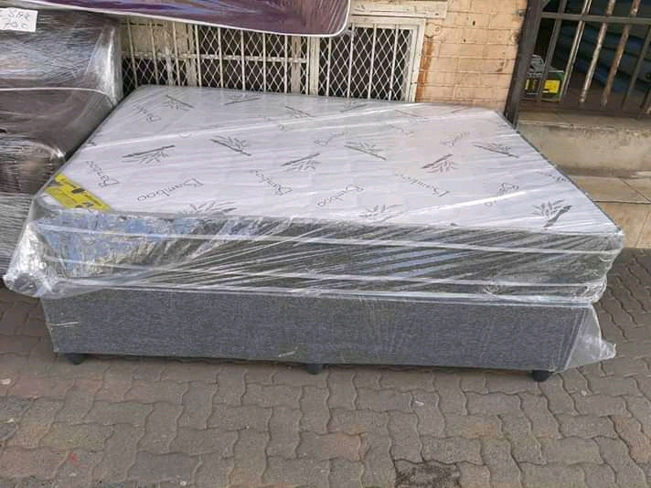Top quality bamboo double beds for sale