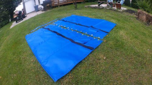 Blue  Vinyl  trampoline for Hobie Cat 16