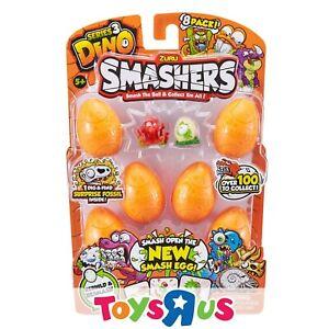 Smashers Dino Mini Figure 8-Pack - Series 3