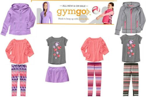 NWT Gymboree Gymgo Girl U-Pick Size:7//8