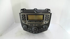 JDM HONDA ACCORD CL7 EURO R CLIMATE CONTROL AND HEAD UNIT SWITCH K20 K24 ACURA