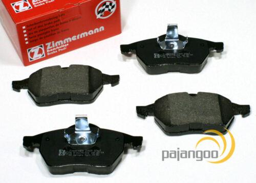 Zimmermann Bremsen Bremsbeläge Bremsklötze für vorne und hinten Opel Vectra B