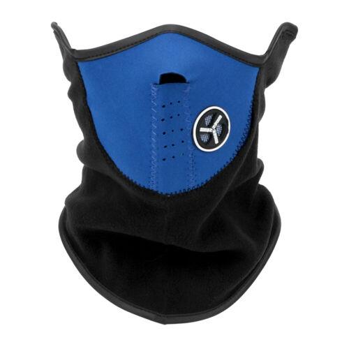 Beanies Skullies Warm Mask Balaclava Ski Half Face Mask Neck Cover Hat Cap