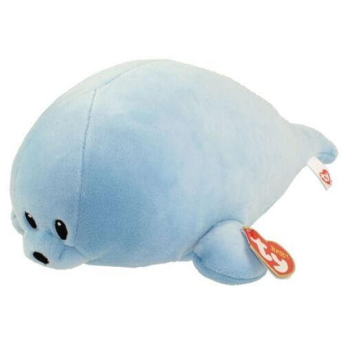 Squirt the Seal Baby TY (Soft & Smooth for Infants) - Medium Size