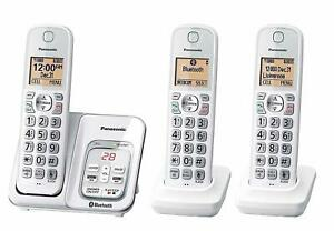 Panasonic-KX-TG833SK1-Bluetooth-Cordless-Phone-with-Voice-Assist-3-Handsets