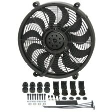 "Derale 16016 Electric Cooling Fan Tornado 2175 CFM 16-3//4x15-1//2x3-7//8/"""