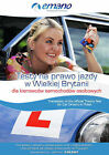 Testy Na Prawo Jazdy W Wielkiej Brytanii Dla Kierowcow Samochodow Osobowych: Translation of the Official Theory Test for Car Drivers in Polish: 2007/2008 by Emano Limited (Paperback, 2008)