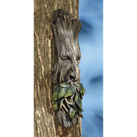 Greenman Middle Earth Ent Tree Spirit Garden Sculpture Mythical Forest Creature