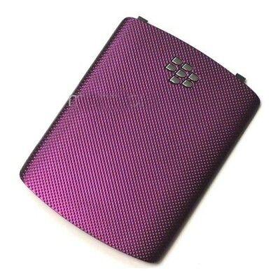 Battery Door Back Cover For Blackberry Curve 3G 9330 9300 8520 8530 Purple OEM
