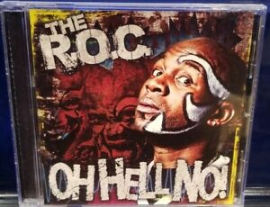 The R.O.C. - Oh Hell Now CD MNE house of krazees twiztid insane clown posse hok